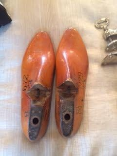 Vintage Shoe Mold s/o 2 *CS*