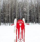 Vintage Snow Sled