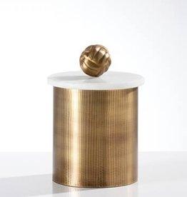 Brass Canister - Medium
