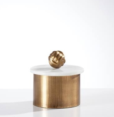 Brass Canister - Small