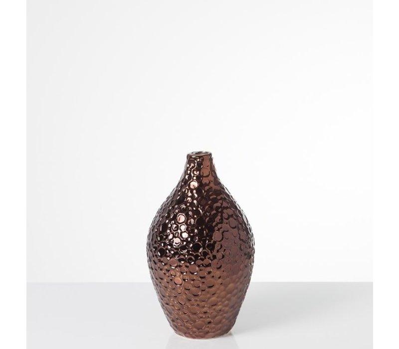 Lunar Vase, Copper, Small