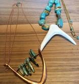 Cannelita Copper Necklace