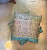 """Sema Aqua Pillow 24""""x24"""""""