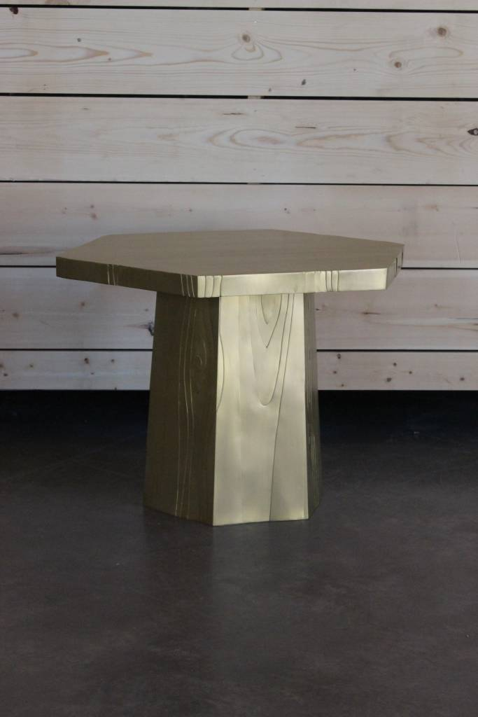 Maurice Brass Table
