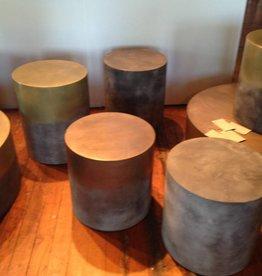 Crete Side Table 18x18 Copper