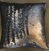 Sequin Smoke Pillow 20x20