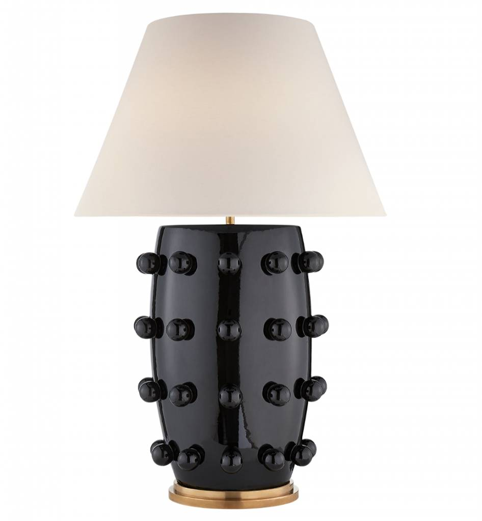 Linden Black Table Lamp