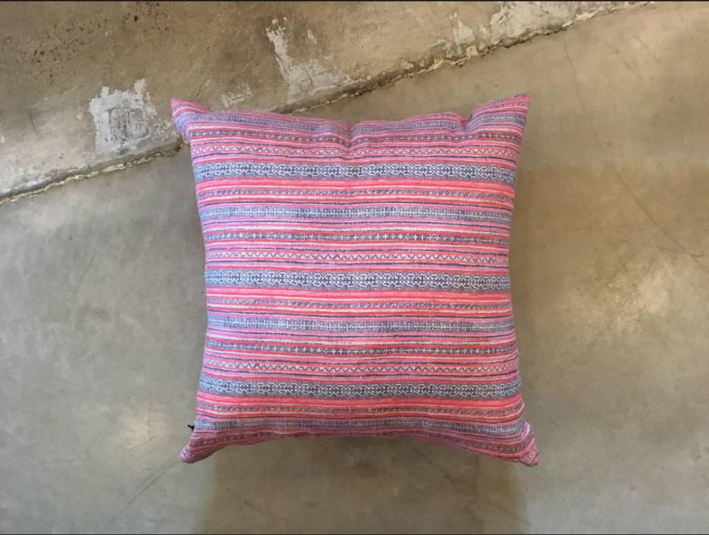 """Sami Pink Pillow 22""""x22"""""""