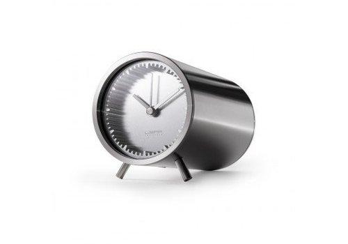 Tube Clock, Steel