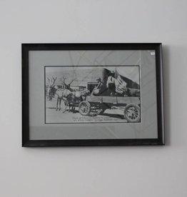 Small Buck Print