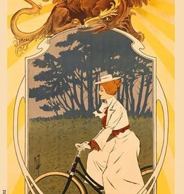 Framed Griffon Cycles Print