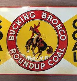 Bucking Bronco Roundup Coal