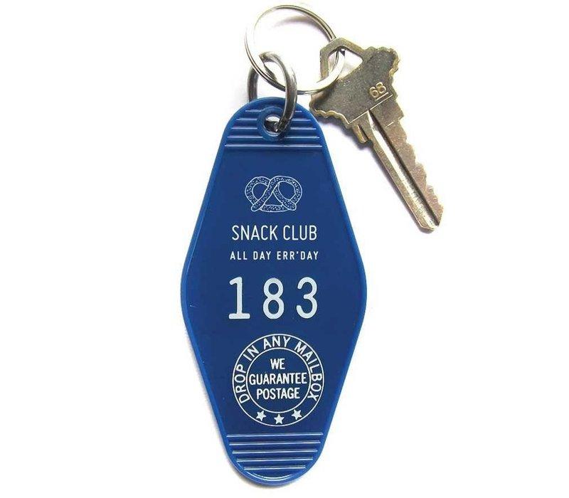 Key Tag, Snack Club