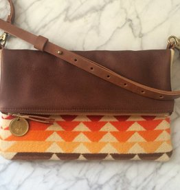 Foldover Crossbody Purse - Conac & Pendleton