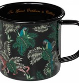 Enamel Mug - Jungle