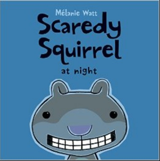 Scaredy Squirrel: At Night