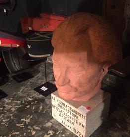 Plaster Bust Einstein