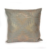 "12""x20"" Aztec Vinyl Pillow"