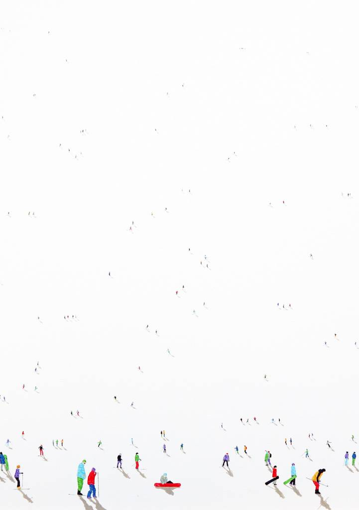 Frozen Planet 33 - 70 x 50 cm
