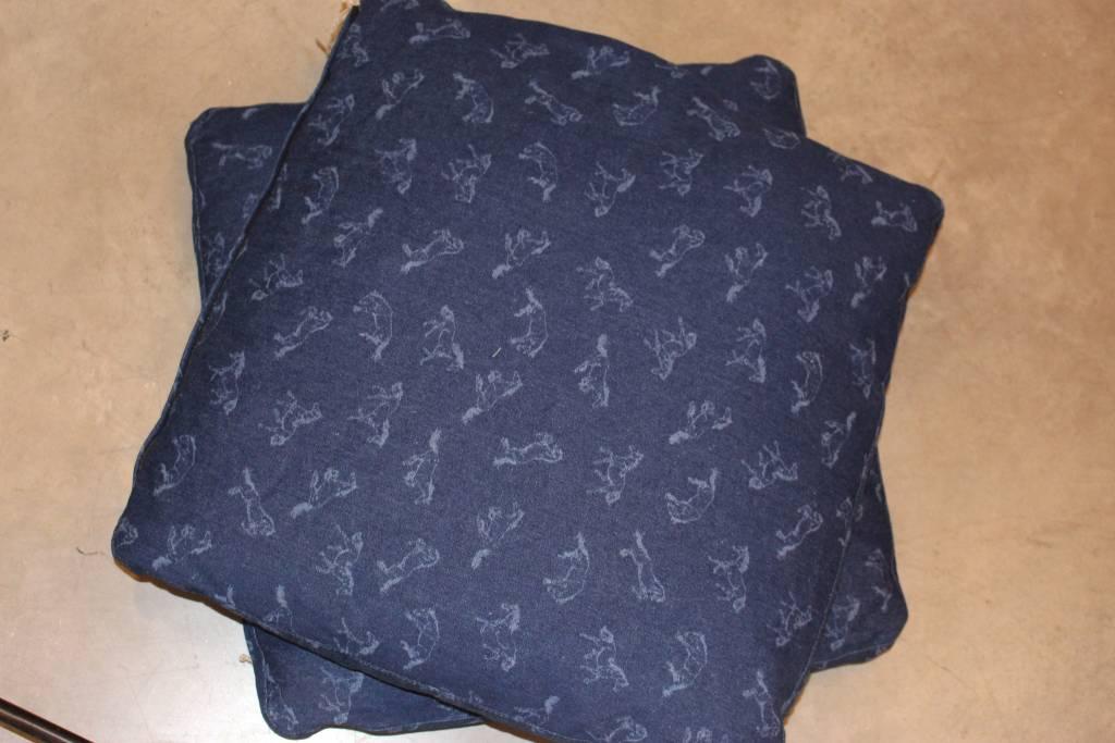 """Horse Pillow 24"""" x 24"""""""