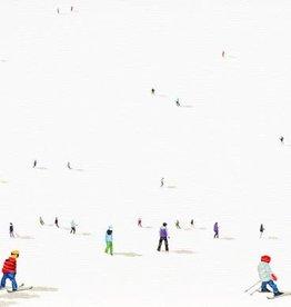 """Frozen Planet 16 - 8""""x20"""" Art"""