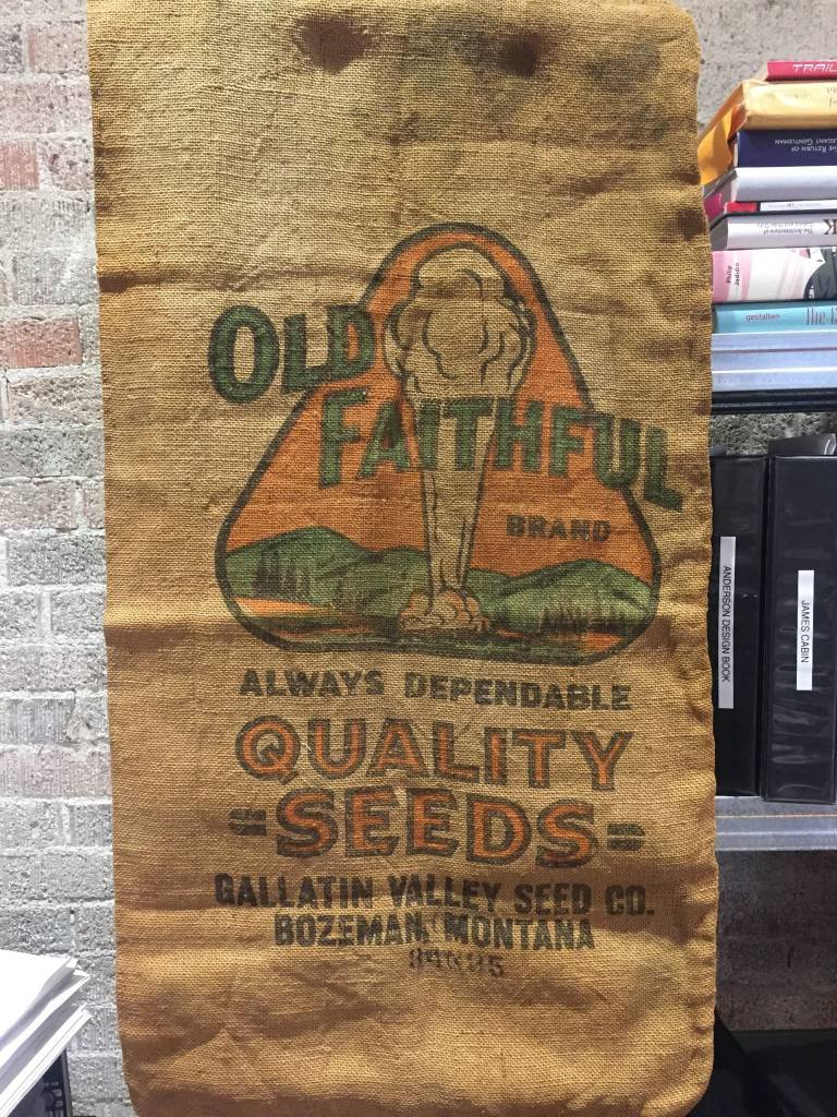 Old Faithful Corn Sack *CS*