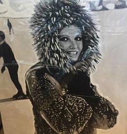 Claudia Cardinale Apres Ski