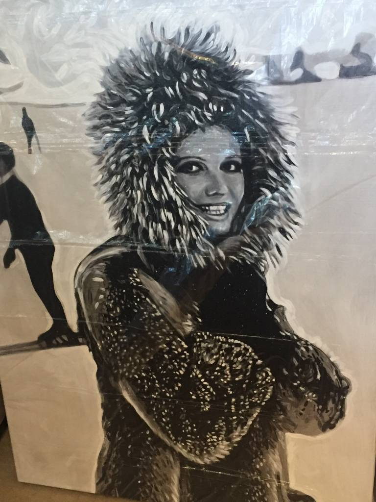 Claudia Cardinale Apres Ski *CS*