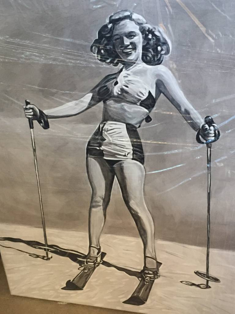 Marilyn Monroe Ski *CS*