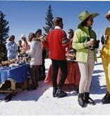 "Slim Aarons ""Snowmass Gathering"""