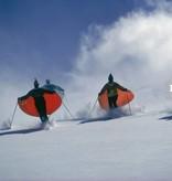 """Slim Aarons """"Caped Skiers"""""""
