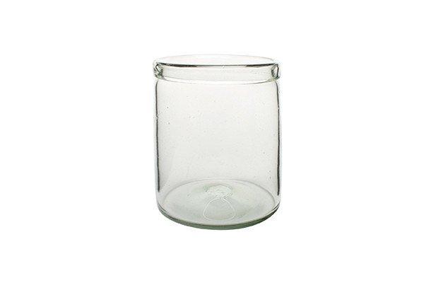 Cylinder Glass Vase Medium