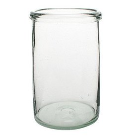 Cylinder Glass Vase, Extra Large