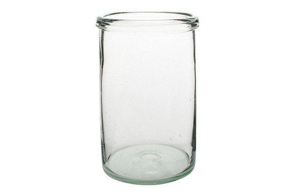 Cylinder Glass Vase, Extra Large