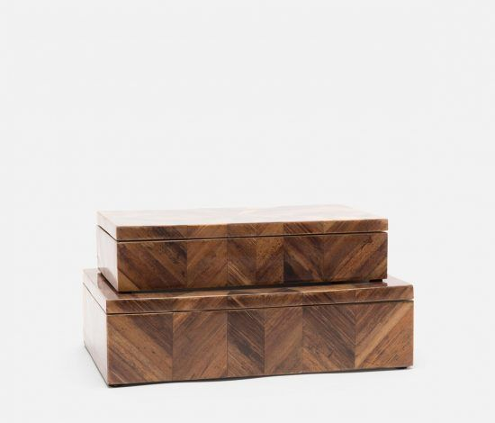 Jada Box, Small