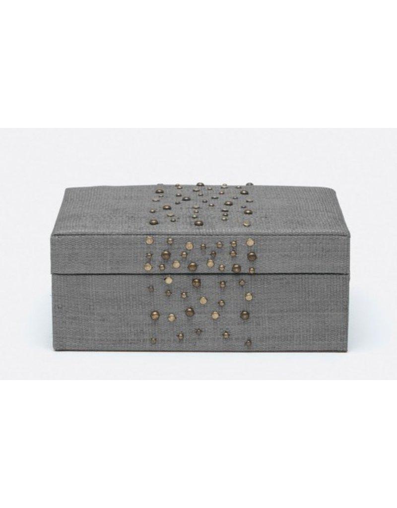Clemet Box, Grey
