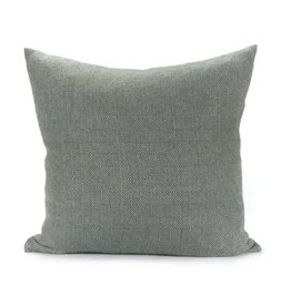 Dakar Pillow | Celadon + Steel