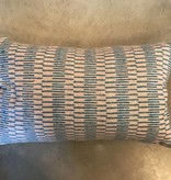Kayak Lumbar Pillow- Blue