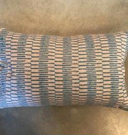 Kayak Lumbar Pillow- Blue