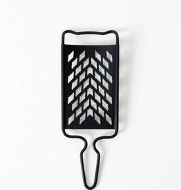 Cheese Grater, Matte Black