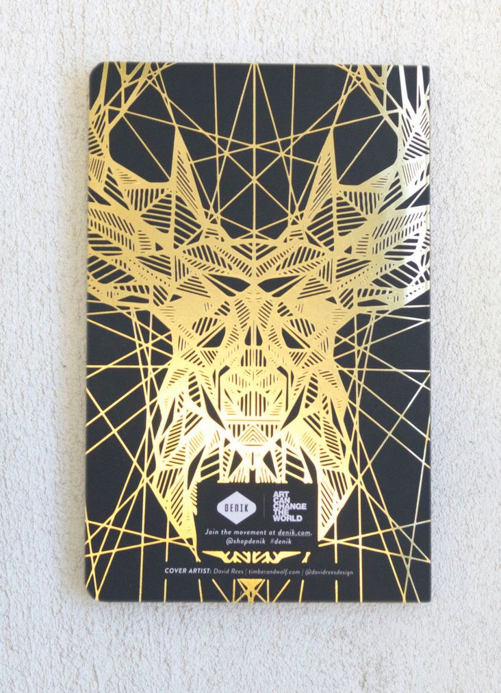 Golden Deer Notebook