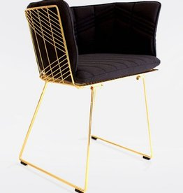 Captain Chair Copper w/ Cover Up