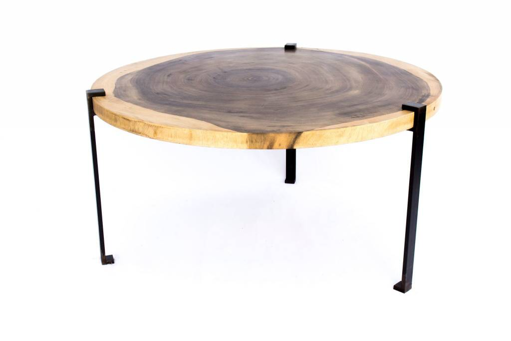 "Cluster Coffee Table 41 1/2"" Diam x 21 1/4"" H"