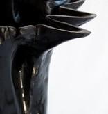 Black Star Vase