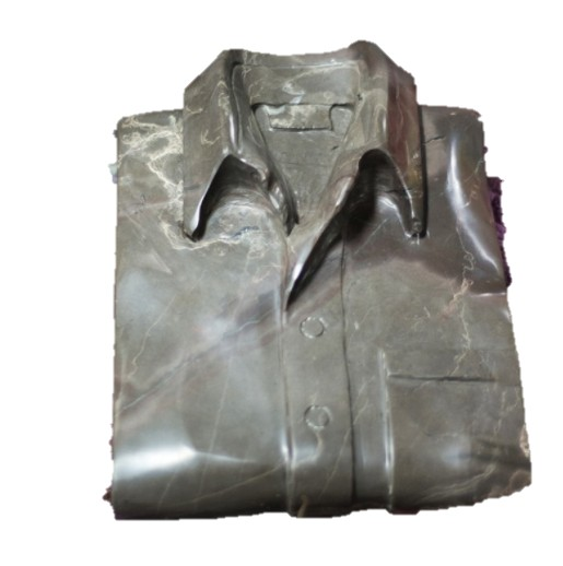 Folded Marble Shirt