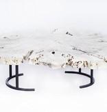 """Acrylic Coffee Table- Double 69"""" x 64"""""""