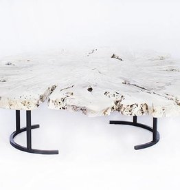 "Acrylic Coffee Table- Double 69"" x 64"""