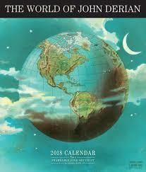 John Derian Wall Calendar