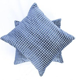 Blue Tile Pillows
