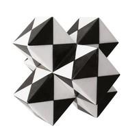 Kelly Wearstler | Marble Trapezoid Standard